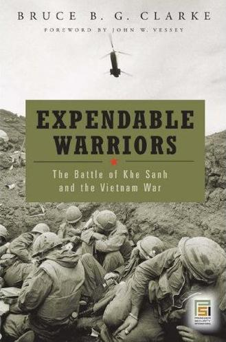 Expendable Warriors Book